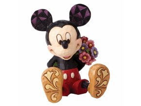 Disney Traditions - Mickey Mouse with Flowers