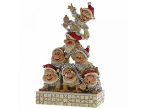 Disney Traditions - Precarious Pyramid (Seven Dwarfs)