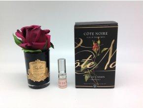 Côte Noire - Květinový difuzér - Růže - CARMINE RED (GOLD)