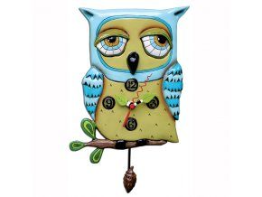 P1062 Old Blue Owl Clock