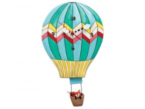 P1504 Fox Aloft Hot Air Balloon
