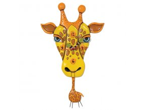 P1452 Jaffy Giraffe clock