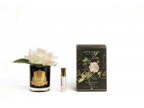 single rose blush pink black glass with box 1800x1200