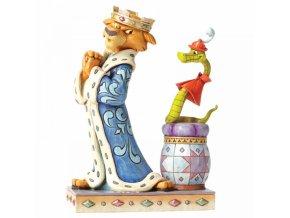 Disney Traditions - Royal Pains (Prince John and Sir Hiss)