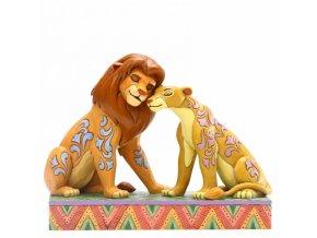 Disney Traditions - Savannah Sweethearts (Simba and Nala)