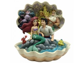 Disney Traditions - Seashell Scenario (The Little Mermaid Shell Scene)