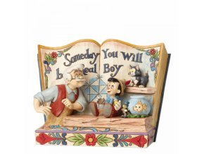 Disney Traditions - Someday You Will Be A Real Boy (Storybook)