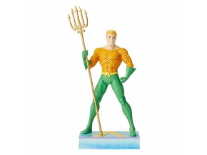 DC Comics - King of the Seven Seas (Aquaman Silver Age Figurine)