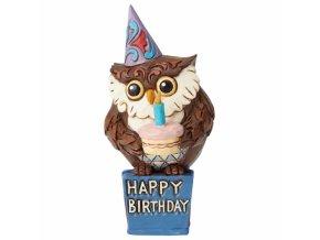 Birthday Owl Mini