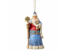 Ukranian Santa (Ornament)