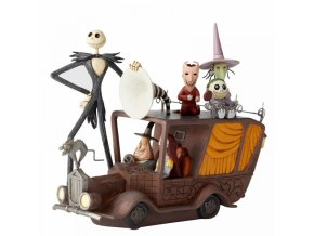 Disney Traditions - Terror Triumphant (Nightmare Mayors Car)