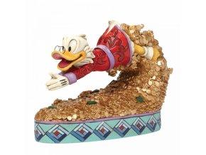 Disney Traditions - Treasure Dive (Scrooge McDuck)