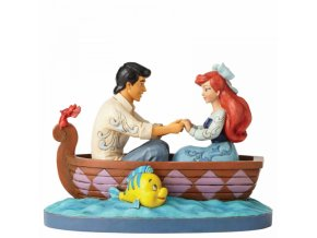Disney Traditions - Waiting For A Kiss (Ariel and Prince Eric)