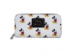 39887 disney by loungefly wallet classic mickey aop loungefly