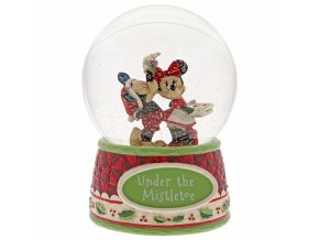 Disney Traditions - Under The Mistletoe (Mickey & Minnie)