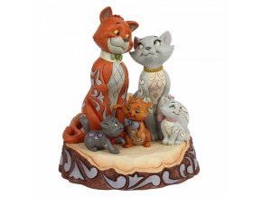 Disney Traditions - Pride and Joy (Carved by Heart Aristocats)