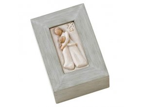 Willow Tree - Mother and Daughter (Memory Box)