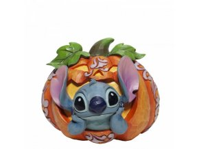 Disney Traditions - Stitch O'Lantern (Stitch inside Pumpkin)