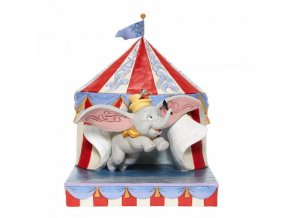 Disney Traditions - Over the Big Top (Dumbo Circus out of Tent)