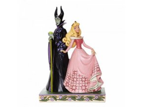 Disney Traditions - Sorcery and Serenity (Aurora and Maleficent)