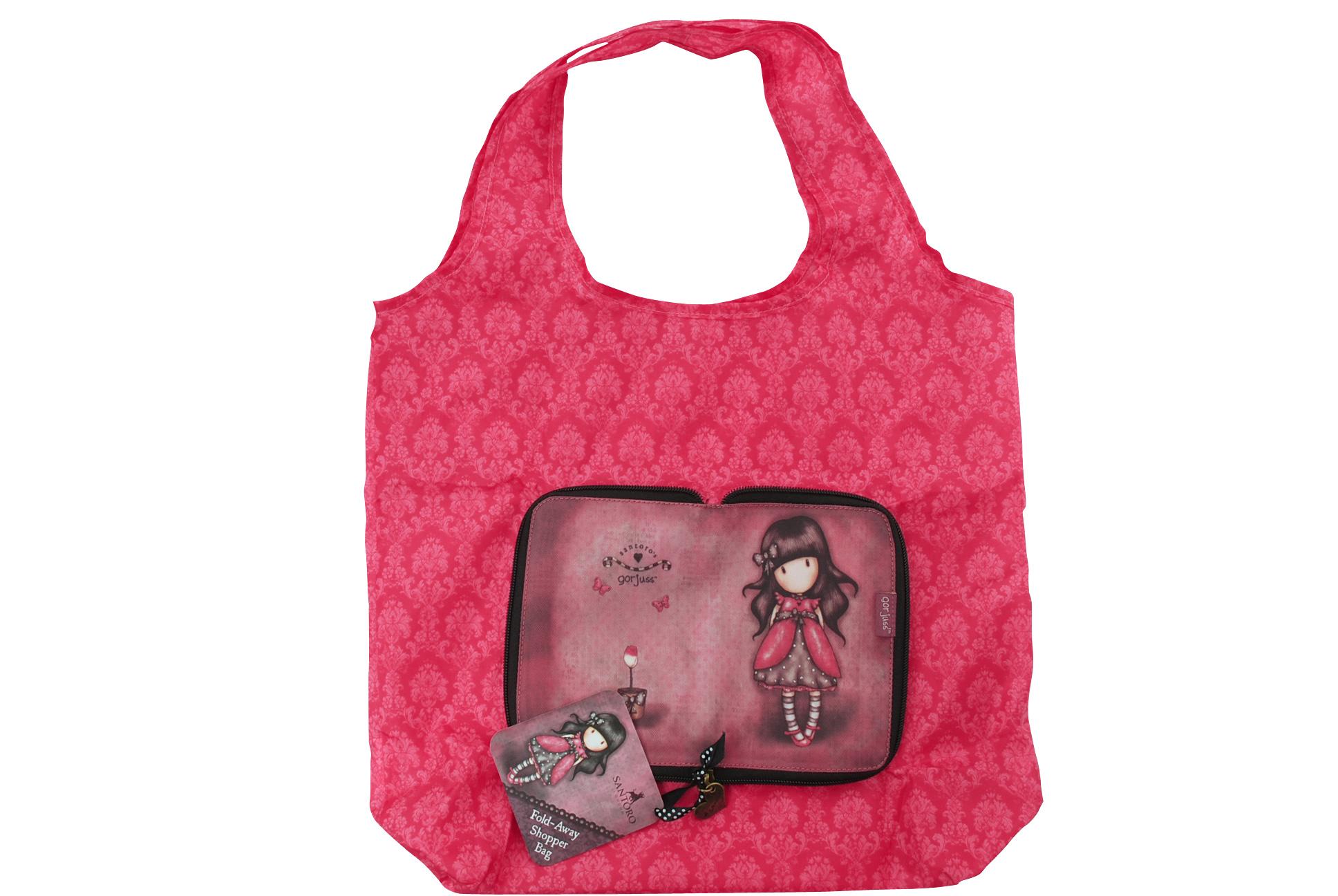 Gorjuss - Skládací nákupní taška - Ladybird