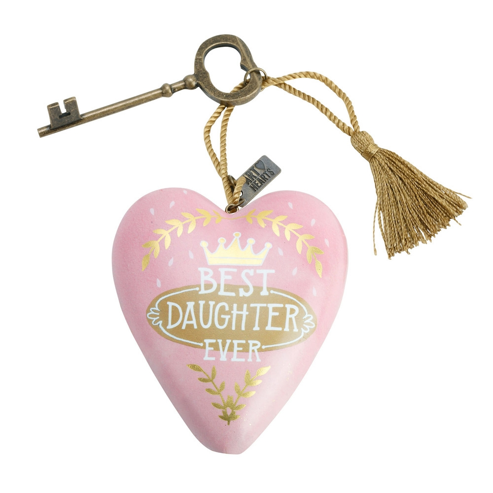 ART Heart - Best Daughter