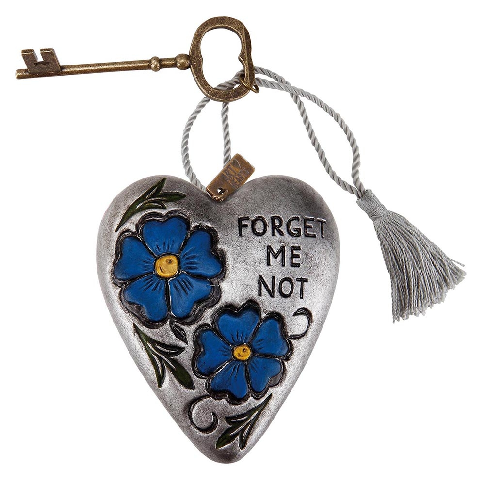 ART Heart - Forget Me Not