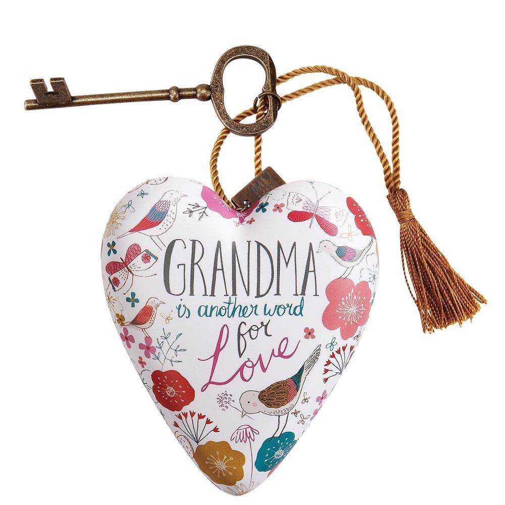 ART Heart - Grandma