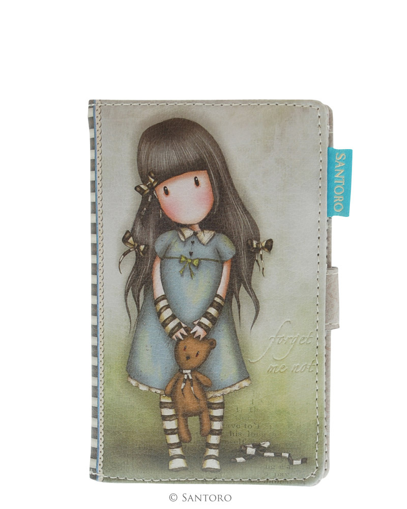 Gorjuss - Malá peněženka - Forget Me Not