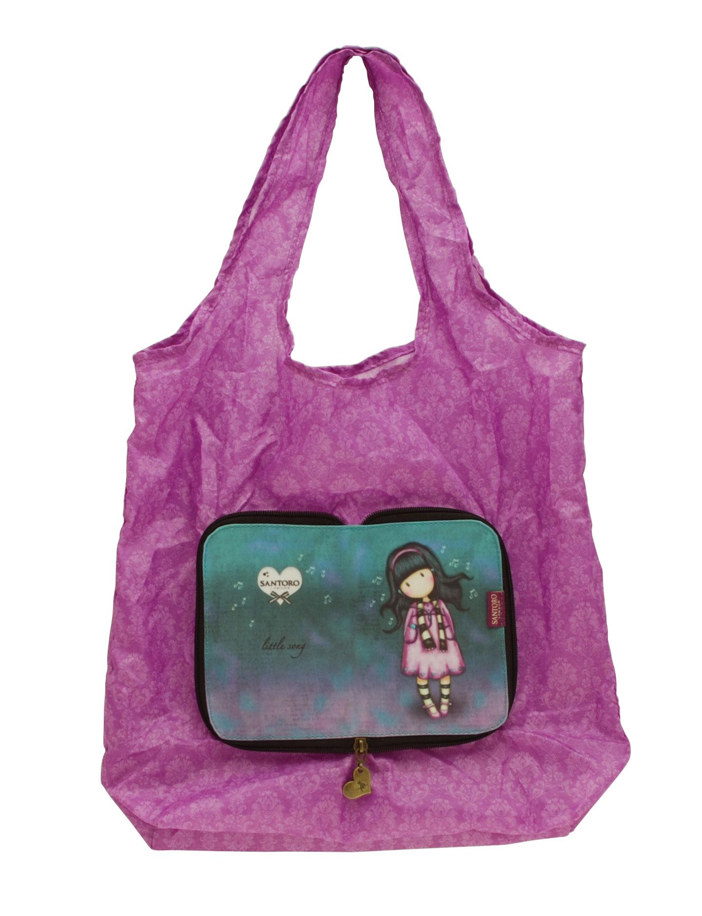 Gorjuss - Skládací nákupní taška - Little Song