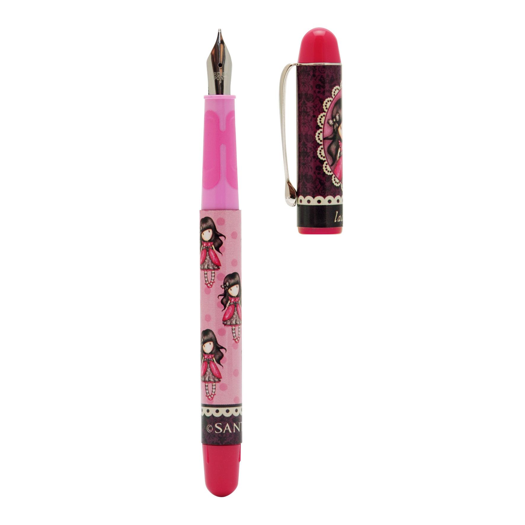 Gorjuss - Bombičkové pero - Ladybird