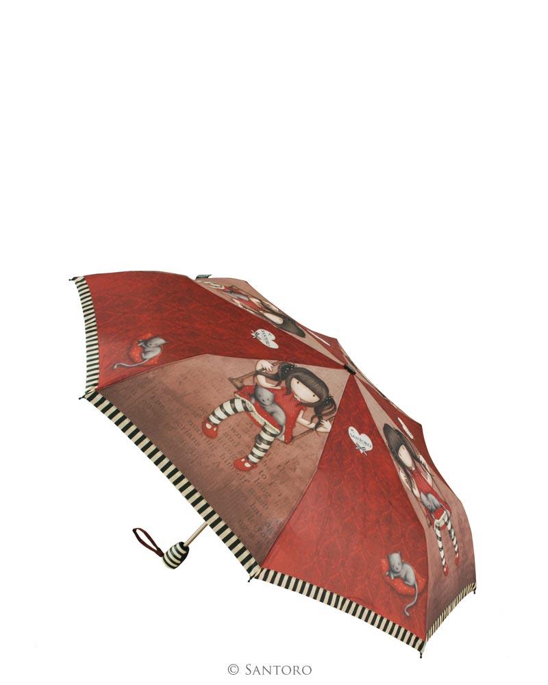 Gorjuss - Automatický deštník - Ruby