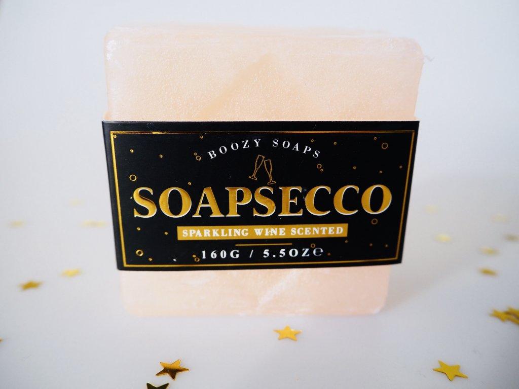 Mýdlo s vůní Prosecca