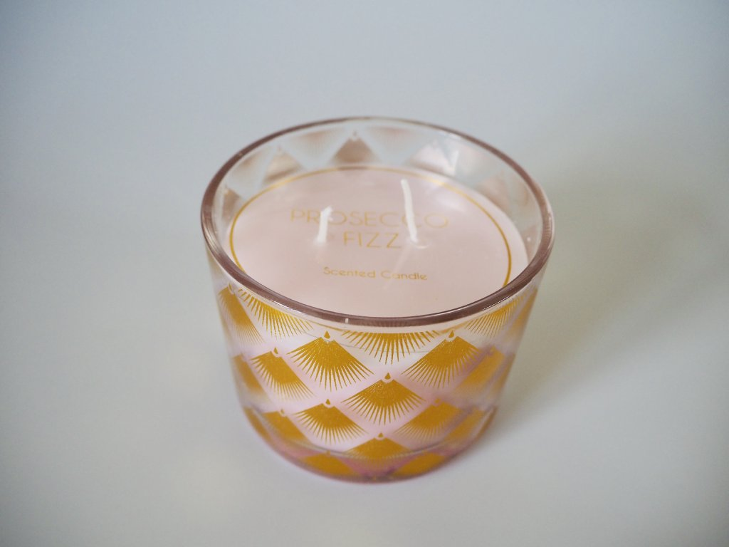 Svíčka Prosecco Deluxe