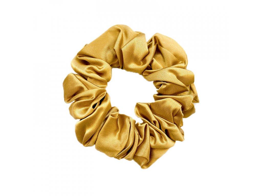 scrunchie zlata