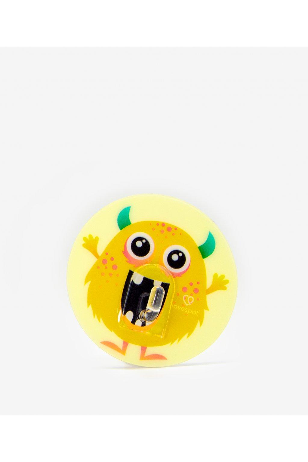 Háček na konjak houbičku • baby monster