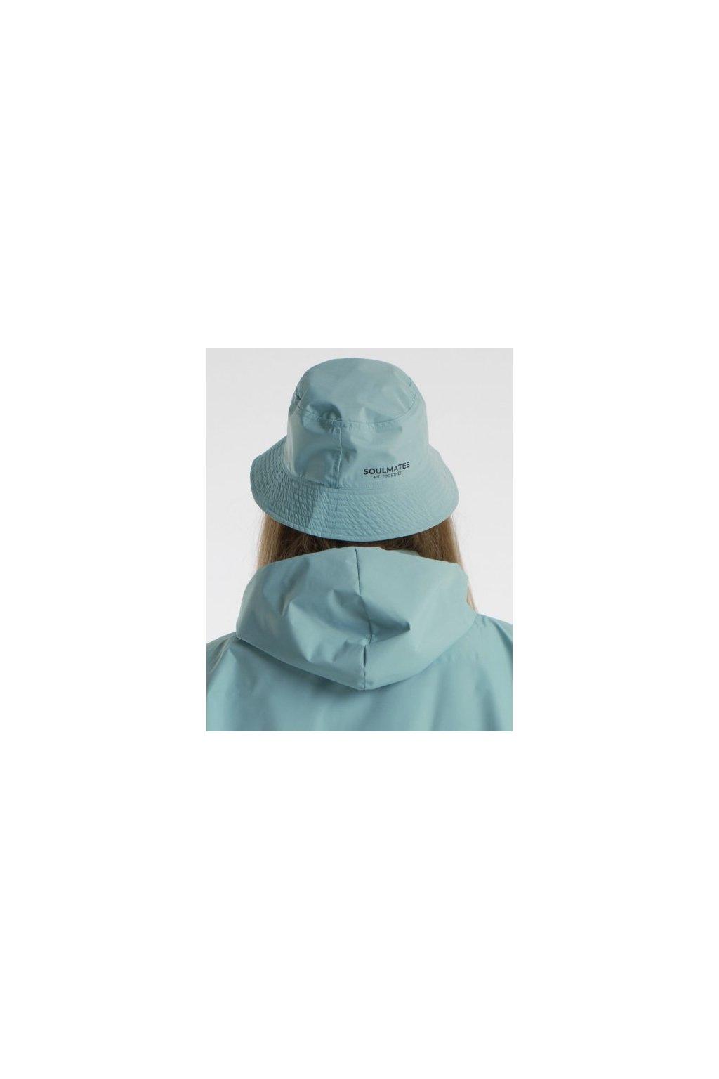 Stylový klobouček SOULMATES • tiffany blue / tiffany modrá
