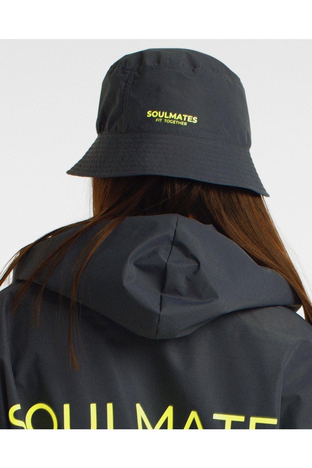 Stylový klobouček SOULMATES • grey / šedá