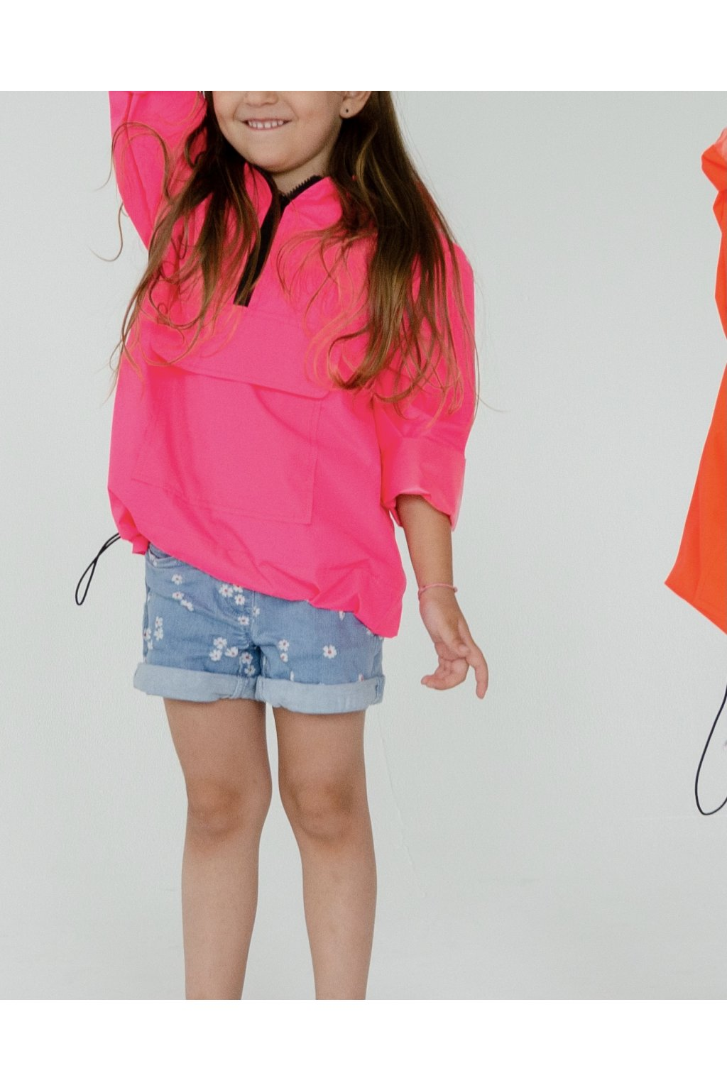 Kloubouček SOULMATES dětský • neon pink / neon růžová