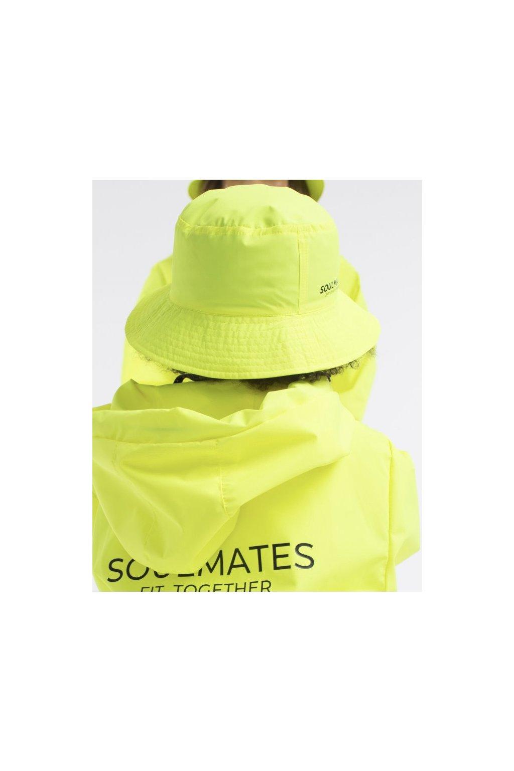 Kloubouček SOULMATES dětský • neon yellow / neon žlutý