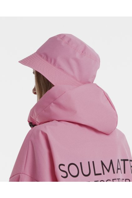Stylový klobouček SOULMATES • baby pink / baby růžová
