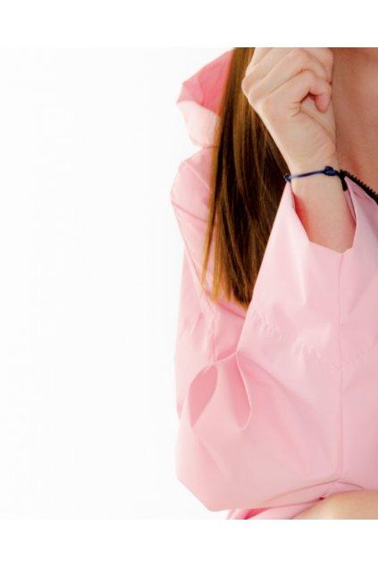 Stylová pláštěnka SOULMATES dětská • light pink / světle růžová
