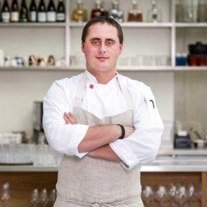 Jaroslav Kozdělka, zástupce šéfkuchaře v karlínské restauraci Eska