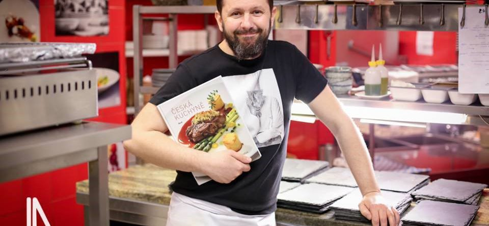 Přinášíme vám referenci od mistra táborské gastronomie. :) Restauraci Goldie byste při návštěvě Tábora určitě neměli minout.