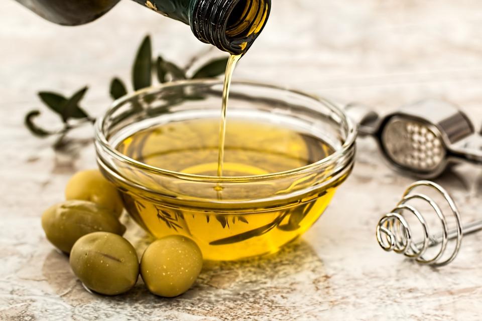 Olivový olej přispívá ke zdravému srdci