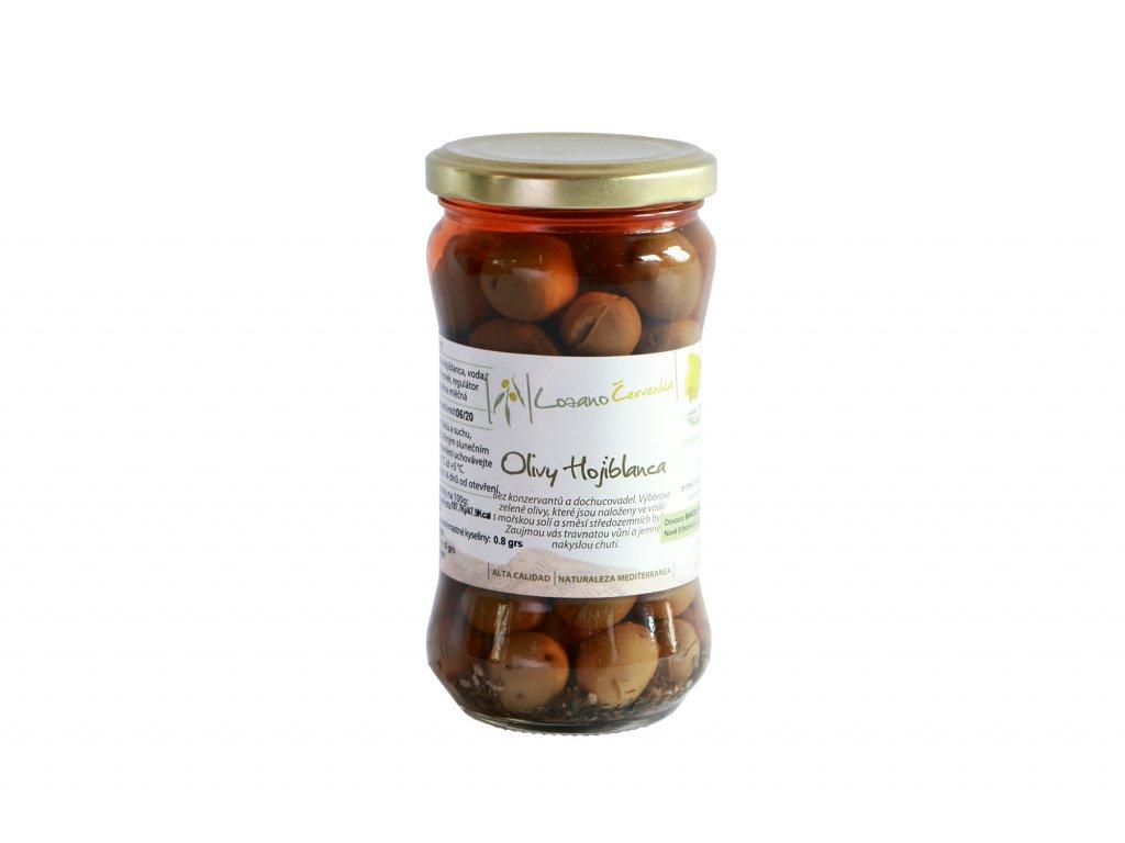 Olivy Hojiblanca malé