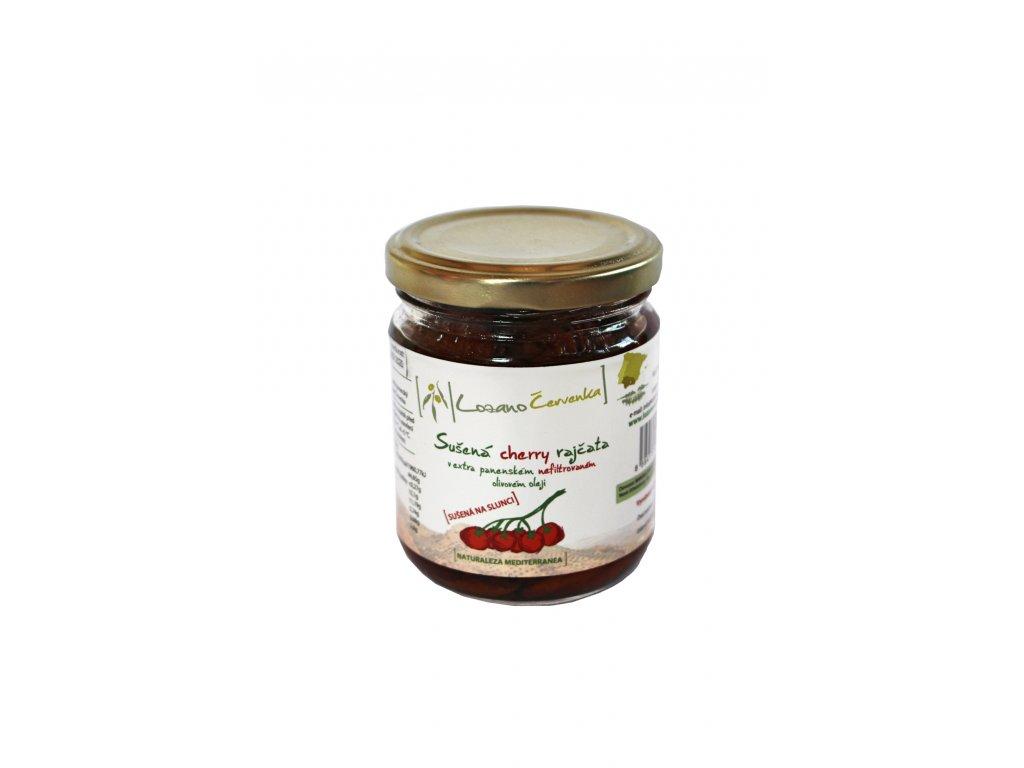 Sušená cherry rajčátka