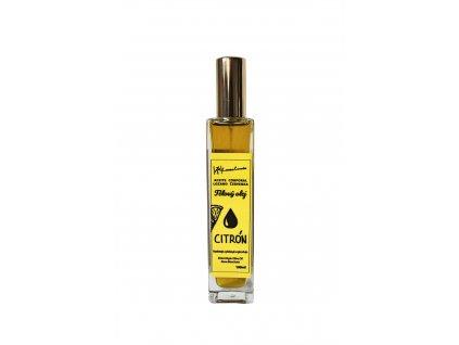 tělový olej citron 2