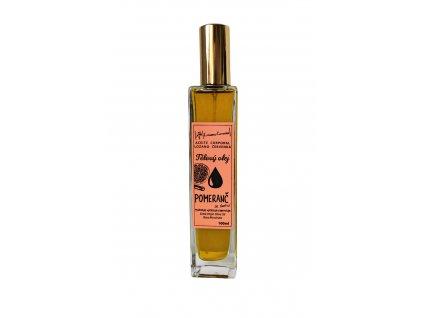 tělový olej pomeranč 2