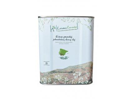 Picual 2l - Extra panenský nefiltrovaný olivový olej